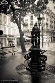 Vavin in the Rain
